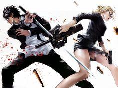 Anime Girl with Gun | Really good wallpapers!
