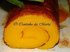 O Cantinho da Marta: Torta de Laranja do Marco Portuguese Desserts, Portuguese Recipes, Sweet Recipes, Cake Recipes, Dessert Recipes, My Favorite Food, Favorite Recipes, Cupcake Cakes, Cupcakes