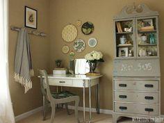 Vintage Guest Bedroom Makeover - Hometalk Decorating Ideas - Country Living