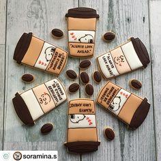 ご紹介です♡ 以前もご紹介させて頂いております @soramina.s 様が、タンブラー型を使って下さっております♪ とっても可愛いです〜♡♡思わず文字を読んじゃいました♪ いつもありがとうございます❣️ . . . . #アイシングクッキー #クッキー型 #手作りクッキー…