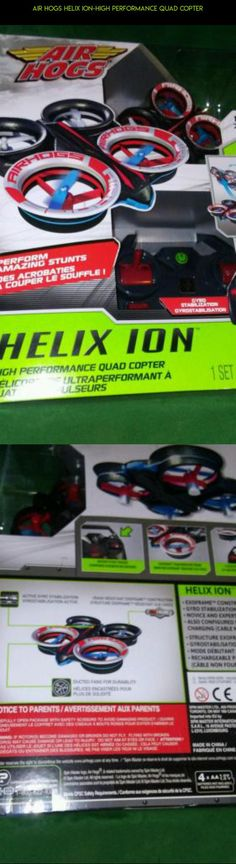 Air Hogs Helix Ion-High Performance Quad Copter #plans #fpv #technology #products #drone #camera #kit #racing #parts #air #shopping #gadgets #helicopter #hogs #tech