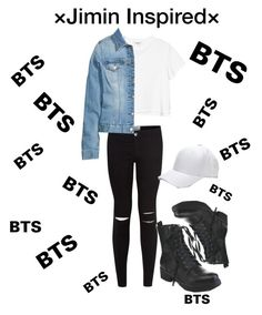 """×Jimin Inspired× « Baepsae Dance Practice » 