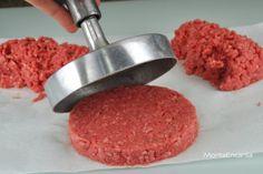 Como fazer Hambúrguer igual das hamburguerias