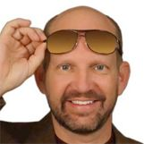 """Billy Riggs, the """"Dr. Phil of Magic,"""" uses comedy, music, magic, and motivation to spread his positive attitude to millions of people across the globe. In 2002, he was presented the Certified Speaking Professional award by @NSASpeaker, and continues to perform at a high caliber, inspiring every audience he meets. Interested in booking Billy Riggs for your next #event? Contact @EaglesTalent by calling 1.800.345-5607 or visiting www.eaglestalent.com."""