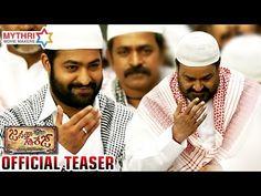 Janatha Garage - Telugu Movie Teaser | Jr NTR, Samantha, Mohanlal, Nithya Menen | Koratala Siva | #2016movie #telugucinema