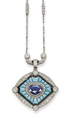 Necklace 1930s Christie's
