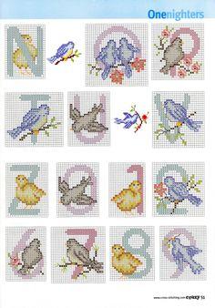 Gallery.ru / Фото #37 - Cross Stitch Crazy 094 январь 2007 - tymannost
