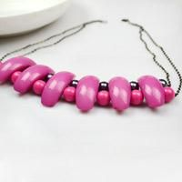 Make a Necklace Out of Chunky Beads - Make Your Own Statement Necklace