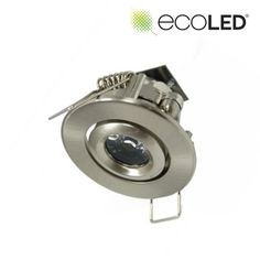 EcoLED ZEP0.5 | Miniature LED Downlights | Downlights Direct