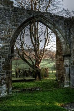 Archway, North Yorkshire, England