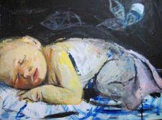"Painting, ""A dream"" Selling Art Online, Dream Art, Saatchi Art, Original Artwork, Paintings, Sculpture, Fine Art, Children, Drawings"