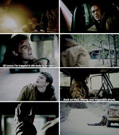"""#TVD 7x17 """"I Went to the Woods"""" - Stefan"""