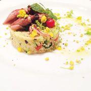 京都「jajouka ジャジューカ」 ディナー(タジン・モロッコ料理・フランス料理・バスク料理)