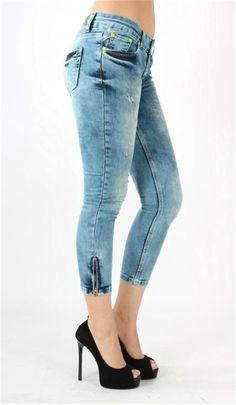 Dar Paça Jeans Pantolon | Modelleri ve Uygun Fiyat Avantajıyla | Modabenle
