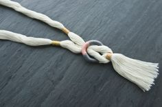 Necklace No. 9 by Gamma Folk. Madesmith exclusive.