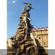 #Torino raccontata dai cittadini per #InTO  Foto di desireedesogus Prima foto da instagramer ufficiale di Torino! my first pic now i'm instagramer of turin for 6 days #piazzastatuto #torinomagica #cometoturin #citycenter
