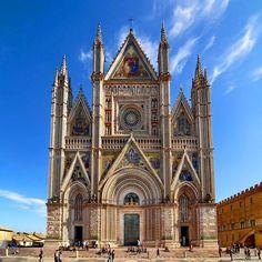 Il Duomo di Orvieto. Umbria