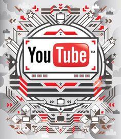 Posters Geométricos de Google