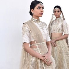 "26.5k Likes, 97 Comments - Sabyasachi Mukherjee (@sabyasachiofficial) on Instagram: ""#Sabyasachi #SpringCouture2017 #TheUdaipurCollection #SummerLehengas #SummerBrides…"""