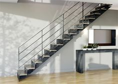 garde corps on pinterest mezzanine staircases and metals. Black Bedroom Furniture Sets. Home Design Ideas