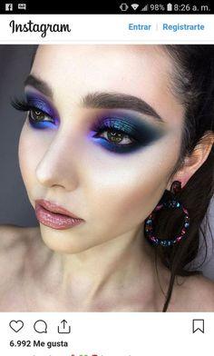 Charlotte Tilbury, Luxus Make-up, Sephora, hu Eye Makeup Tips, Makeup Goals, Makeup Inspo, Makeup Inspiration, Makeup Style, Mod Makeup, Bath Body Works, Make Up Looks, Charlotte Tilbury