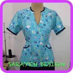 Stylish Scrubs, Cute Scrubs, Scrubs Uniform, Medical Uniforms, Fashion Outfits, Womens Fashion, Look, Couture, Suits
