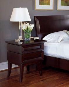 Dark Wood Bedroom Furniture Design Ideas, Pictures, Remodel, and ...
