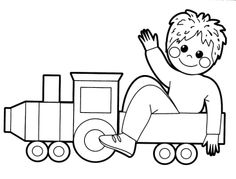Thank you for visiting Toys colouring picture Of Train, we hope this post inspired you and help you what you are looking for. If you're look...