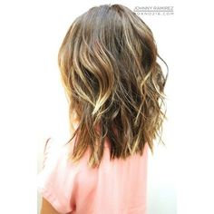 20 Short Hairstyles Wavy Hair ❤ liked on Polyvore featuring beauty products, haircare and hair styling tools