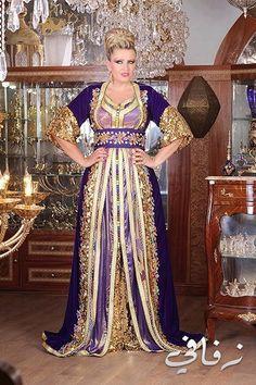 Caftan Traditionnel 2017 Takchita Waw Morrocan Fashion Dress Moroccan Kaftan Abaya