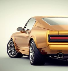 Equus Bass 770. The Luxury Muscle Car