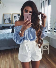 Must Have Summer Outfits That Always Looks Fantastic Spring Summer Fashion, Spring Outfits, Trendy Outfits, Cute Outfits, Fashion Outfits, Winter Outfits, Outfit Summer, Dress Summer, Style Summer