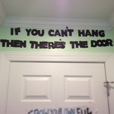 Sleeping with sirens <3 would definitely have to dress up the lettering, a bit. But yes. I want this above my front door frame. Sirens Lyrics, Band Rooms, Band Quotes, Dream Rooms, Dream Bedroom, Love Band, Music Is My Escape, Bedroom Doors, Sleeping With Sirens
