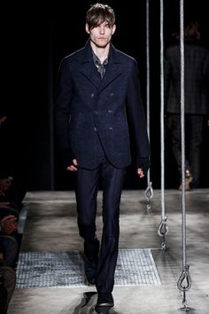 FALL 2013 MENSWEAR  John Varvatos