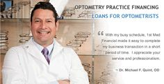 Optometry Practice Financing | Loans for Optometrists