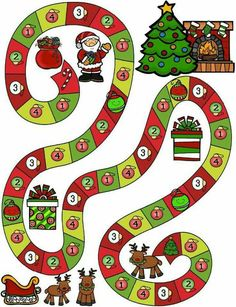 Christmas Sight Word Dash from Freeman's Frolicking Froggies Christmas Arts And Crafts, Christmas Activities For Kids, Preschool Christmas, Noel Christmas, Christmas Colors, Christmas Board Games, St Nicholas Day, Saint Nicolas, Theme Noel