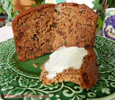 patternpatisserie: Date, Walnut and Guinness Cake for Saint Patrick's Day 2012