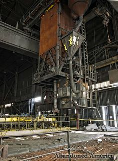 DETROIT FACTORY RUINS Architecture II Pinterest