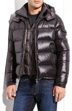 Moncler 'Zin ' Quilted Down Jacket