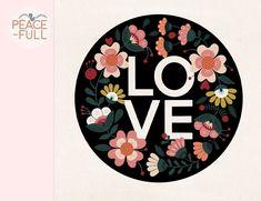 Floral Wall Art, Floral Prints, Art Prints, Peace, Inspiration, Art Impressions, Biblical Inspiration, Floral Patterns, Sobriety