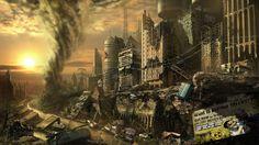 Vídeo Game Fallout  Papel de Parede