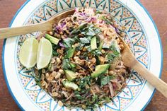 If it's pad thai you crave, here is the recipe for you.