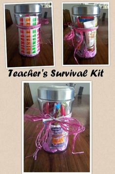 Teacher's Survival Kit