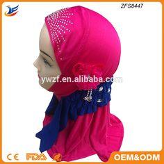 muslim under fashion arab kids children scarf