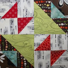 The Gypsy Wife Quilt Progress #quilt #block #gypsywifeqal
