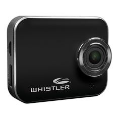 Whistler D19VR 1080p HD Dash Camera with Wi-Fi -Whistler- Capture Your Action - 1