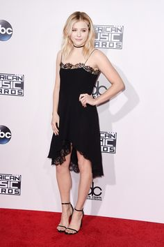 21aa5a9d439 Best Looks From the American Music Awards 2015 Red Carpet - Celebrity  Fashion American Music Awards. Elle FanningDakota ...