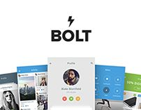 Component based UI Kit for iOS7 & iOS8