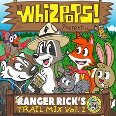 Ranger Rick's Trail Mix Vol. 1, 2016 Amazon Hot New Releases Children's Music  #Music