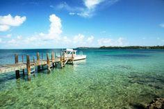 Muelle de Bahamas